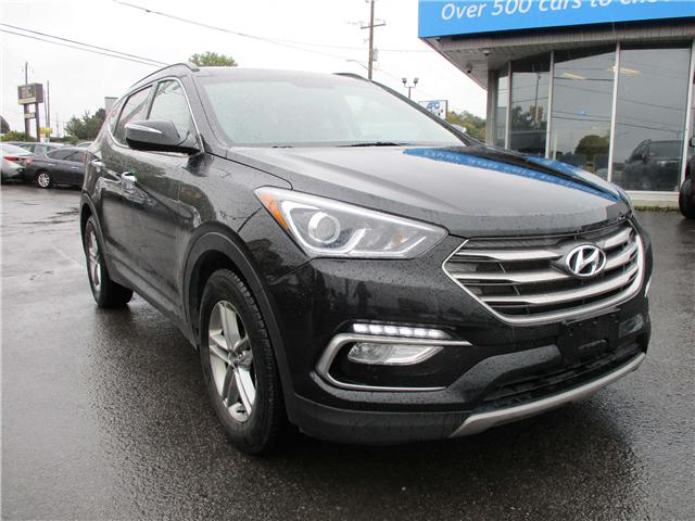 2018 Hyundai Santa Fe Sport 2.4 SE (Stk: 181410) in Kingston - Image 1 of 13