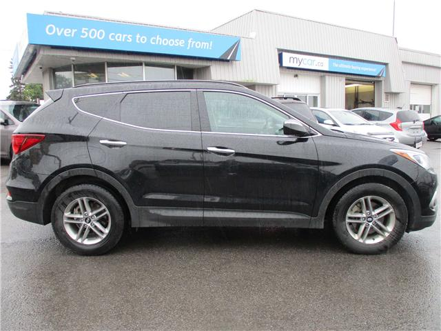 2018 Hyundai Santa Fe Sport 2.4 SE (Stk: 181410) in Kingston - Image 2 of 13