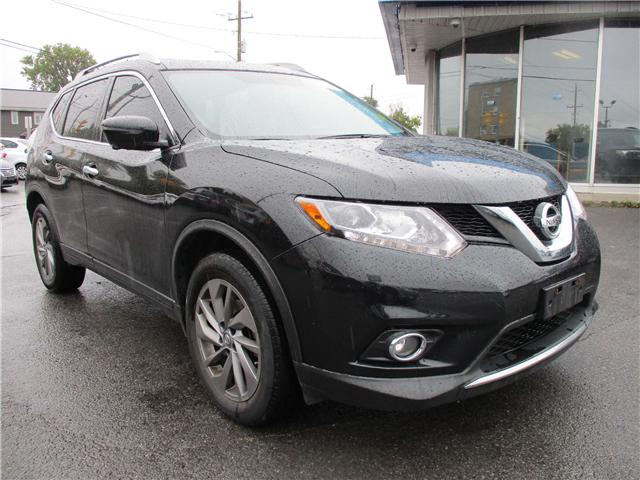 2016 Nissan Rogue SL Premium (Stk: 181396) in Kingston - Image 1 of 13