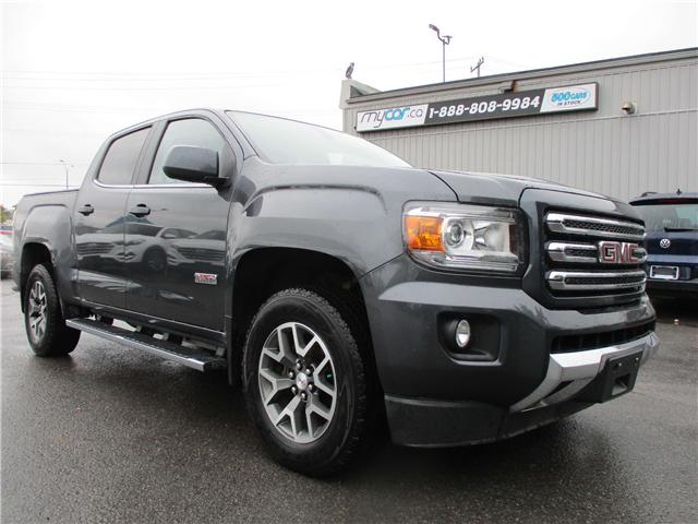 2016 GMC Canyon SLE (Stk: 181418) in Richmond - Image 1 of 13