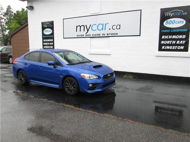 2015 Subaru WRX Base (Stk: 181415) in Richmond - Image 2 of 13