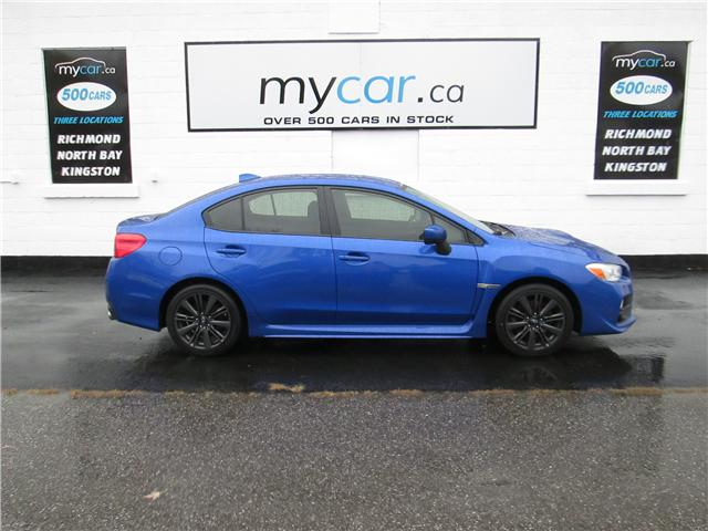 2015 Subaru WRX Base (Stk: 181415) in Richmond - Image 1 of 13