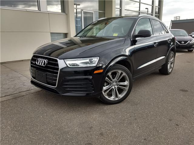 2018 Audi Q3 2.0T Progressiv (Stk: NE058) in Calgary - Image 1 of 20