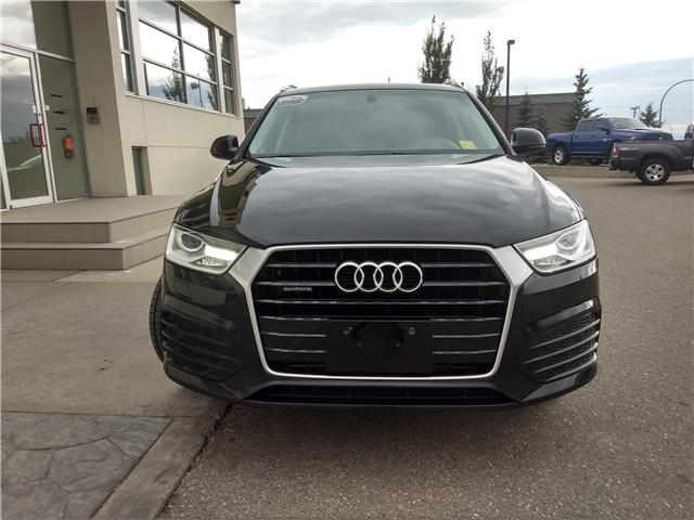 2018 Audi Q3 2.0T Progressiv (Stk: NE058) in Calgary - Image 2 of 20