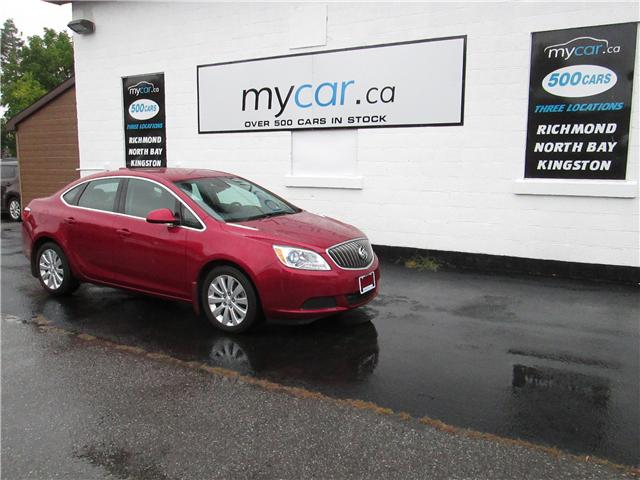 2015 Buick Verano Base (Stk: 181382) in Richmond - Image 2 of 13