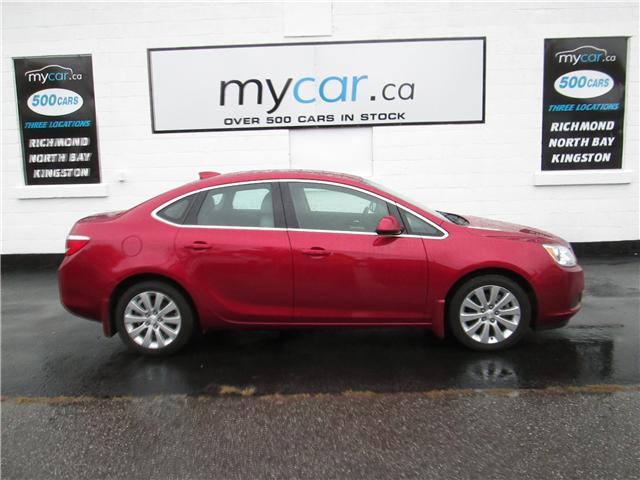 2015 Buick Verano Base (Stk: 181382) in Richmond - Image 1 of 13