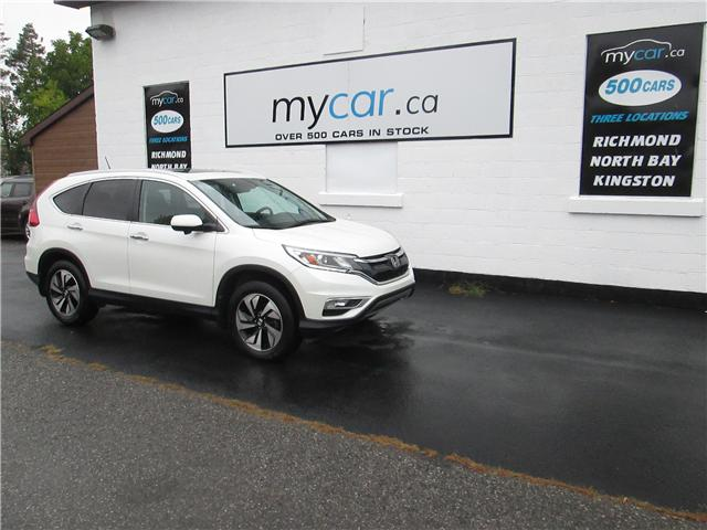 2016 Honda CR-V Touring (Stk: 181378) in Richmond - Image 2 of 14