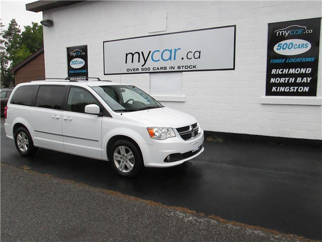 2017 Dodge Grand Caravan Crew (Stk: 181225) in Kingston - Image 2 of 13