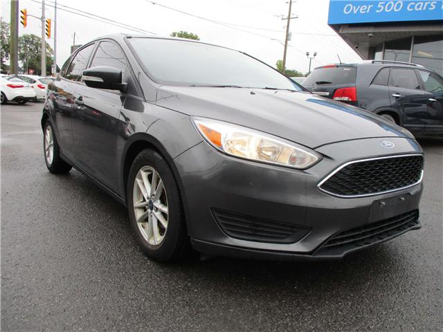 2015 Ford Focus SE (Stk: 181259) in Kingston - Image 1 of 12