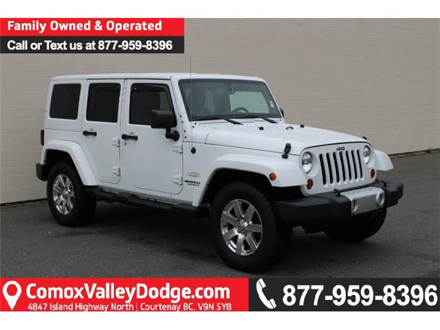 2013 Jeep Wrangler Unlimited Sahara (Stk: S323788B) in Courtenay - Image 1 of 29