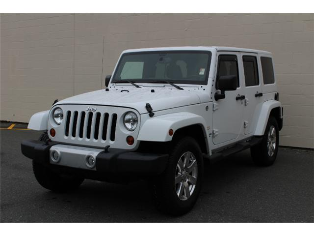 2013 Jeep Wrangler Unlimited Sahara (Stk: S323788B) in Courtenay - Image 2 of 29
