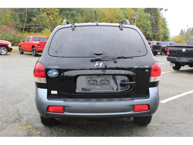 2006 Hyundai Santa Fe GL V6 (Stk: G619028F) in Courtenay - Image 7 of 11