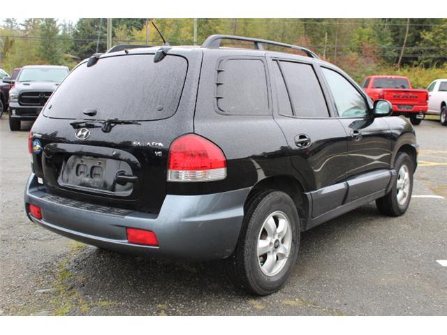 2006 Hyundai Santa Fe GL V6 (Stk: G619028F) in Courtenay - Image 8 of 11