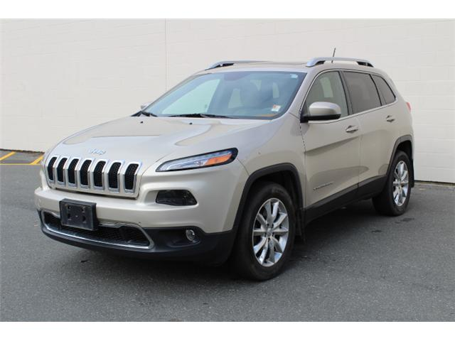 2015 Jeep Cherokee Limited (Stk: D318156A) in Courtenay - Image 2 of 30