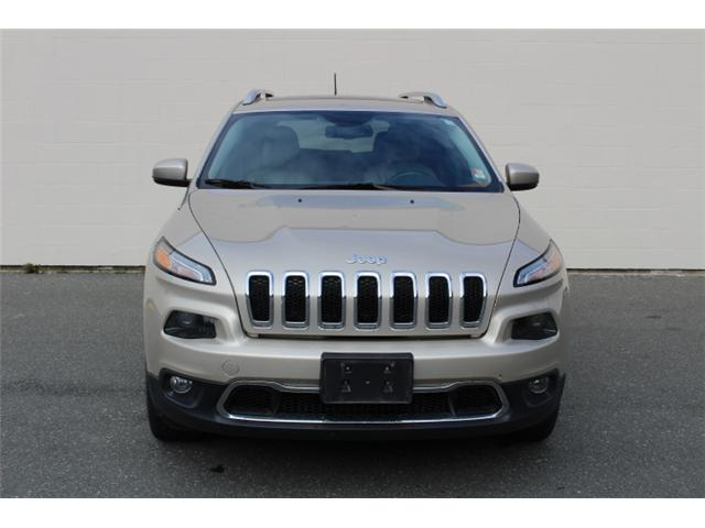2015 Jeep Cherokee Limited (Stk: D318156A) in Courtenay - Image 25 of 30