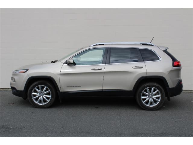 2015 Jeep Cherokee Limited (Stk: D318156A) in Courtenay - Image 28 of 30