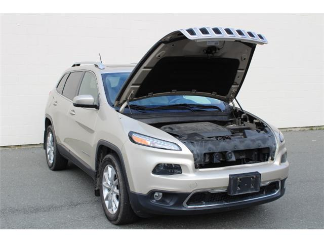 2015 Jeep Cherokee Limited (Stk: D318156A) in Courtenay - Image 29 of 30