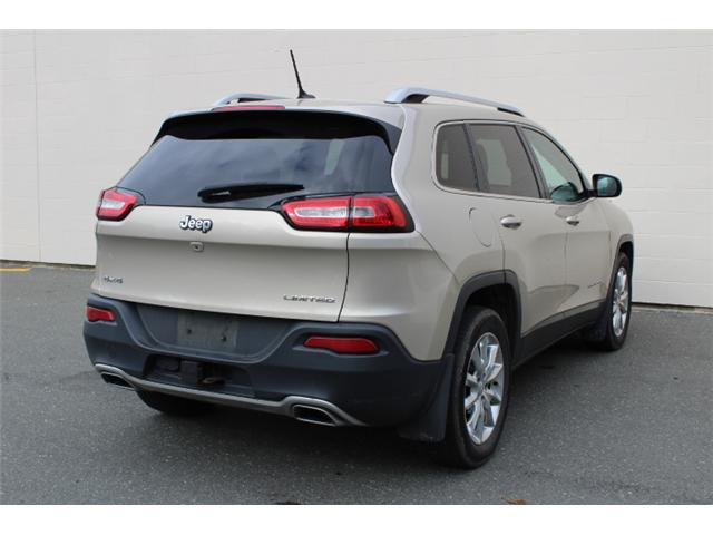 2015 Jeep Cherokee Limited (Stk: D318156A) in Courtenay - Image 4 of 30
