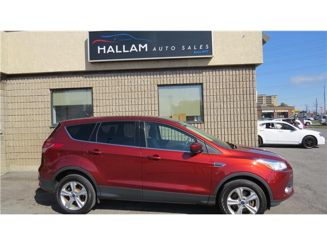 2014 Ford Escape SE (Stk: ) in Kingston - Image 2 of 17