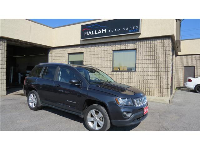 2015 Jeep Compass Sport/North (Stk: ) in Kingston - Image 1 of 15