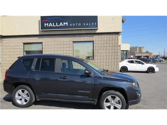 2015 Jeep Compass Sport/North (Stk: ) in Kingston - Image 2 of 15