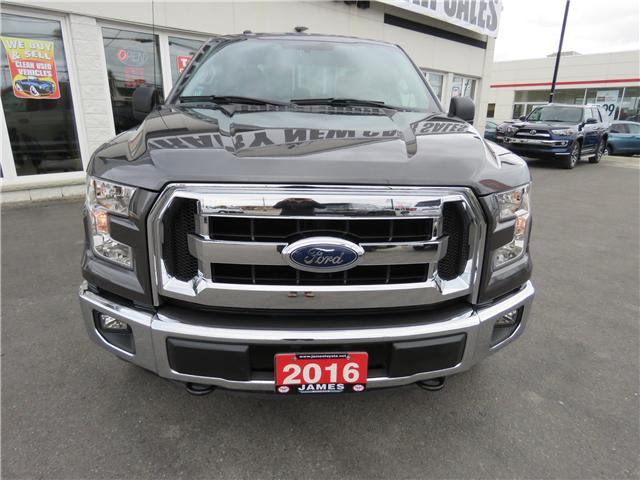 2016 Ford F-150 XLT (Stk: P02528) in Timmins - Image 2 of 9