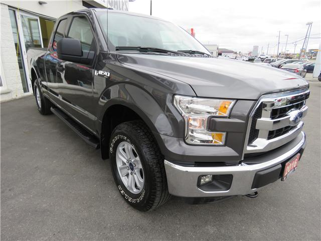 2016 Ford F-150 XLT (Stk: P02528) in Timmins - Image 3 of 9