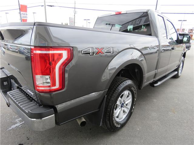 2016 Ford F-150 XLT (Stk: P02528) in Timmins - Image 4 of 9