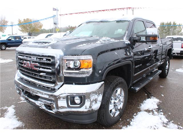 2019 GMC Sierra 3500HD SLT (Stk: 168249) in Medicine Hat - Image 3 of 7