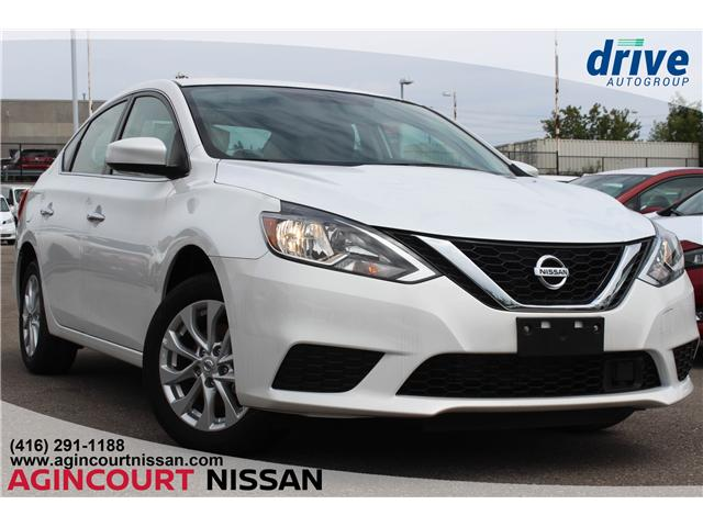 2018 Nissan Sentra 1.8 SV (Stk: JY294224) in Scarborough - Image 1 of 29