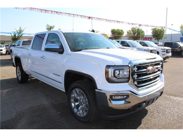 2018 GMC Sierra 1500 SLT (Stk: 168013) in Medicine Hat - Image 1 of 8