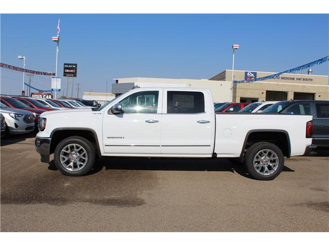 2018 GMC Sierra 1500 SLT (Stk: 168013) in Medicine Hat - Image 4 of 8