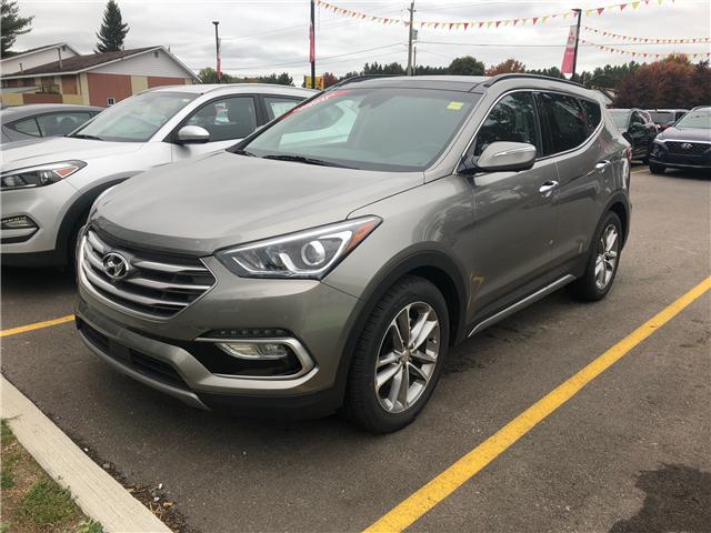 2017 Hyundai Santa Fe Sport 2.0T SE (Stk: 17507) in Pembroke - Image 1 of 5