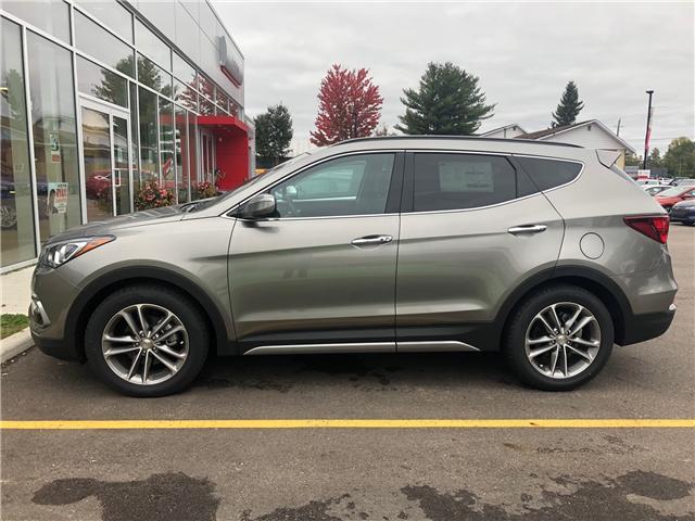 2017 Hyundai Santa Fe Sport 2.0T SE (Stk: 17507) in Pembroke - Image 2 of 5