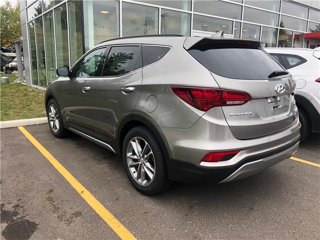 2017 Hyundai Santa Fe Sport 2.0T SE (Stk: 17507) in Pembroke - Image 3 of 5
