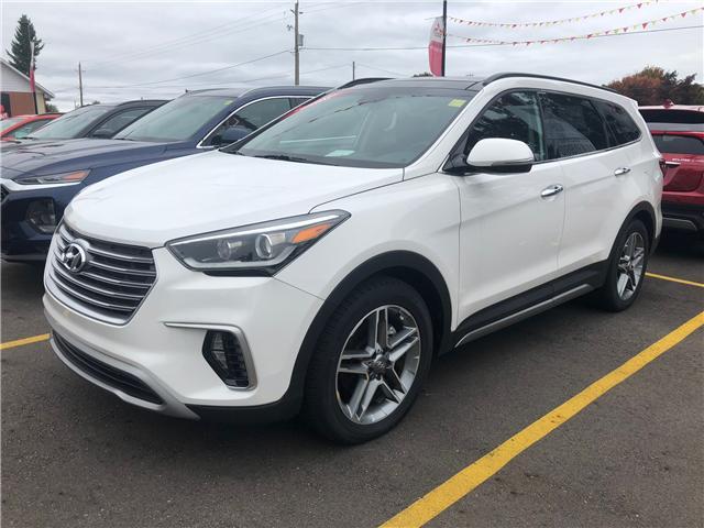 2017 Hyundai Santa Fe XL Premium (Stk: 17140) in Pembroke - Image 1 of 5