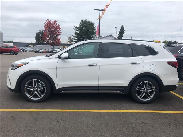 2017 Hyundai Santa Fe XL Premium (Stk: 17140) in Pembroke - Image 2 of 5
