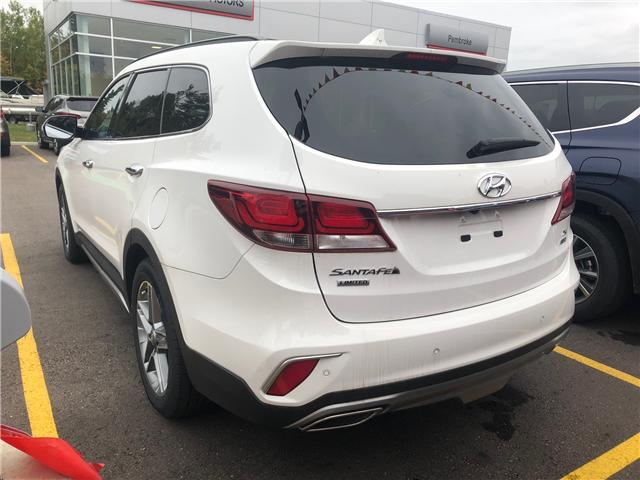 2017 Hyundai Santa Fe XL Premium (Stk: 17140) in Pembroke - Image 3 of 5