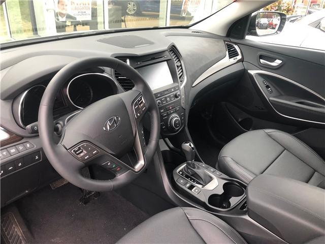 2017 Hyundai Santa Fe XL Premium (Stk: 17140) in Pembroke - Image 4 of 5