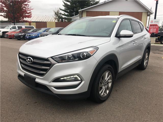 2016 Hyundai Tucson Premium (Stk: 18241-1) in Pembroke - Image 1 of 5