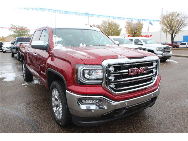 2018 GMC Sierra 1500 SLT (Stk: 167598) in Medicine Hat - Image 1 of 7