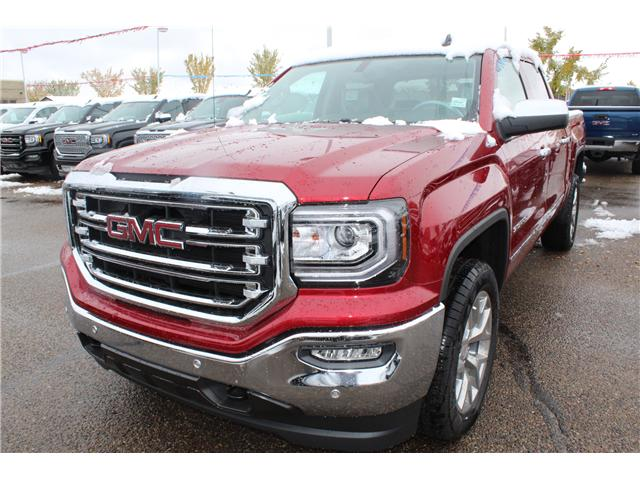 2018 GMC Sierra 1500 SLT (Stk: 167598) in Medicine Hat - Image 3 of 7