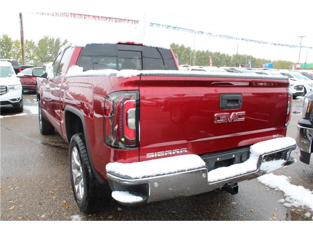 2018 GMC Sierra 1500 SLT (Stk: 167598) in Medicine Hat - Image 5 of 7