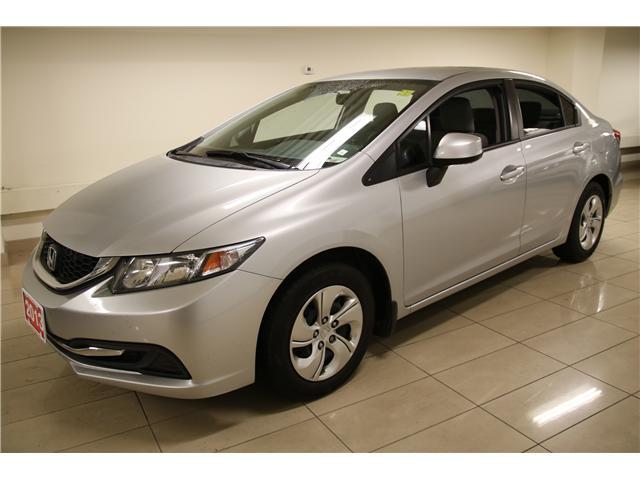 2013 Honda Civic LX (Stk: HP3022) in Toronto - Image 1 of 22