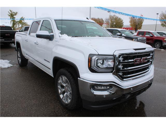 2018 GMC Sierra 1500 SLT (Stk: 167304) in Medicine Hat - Image 1 of 20