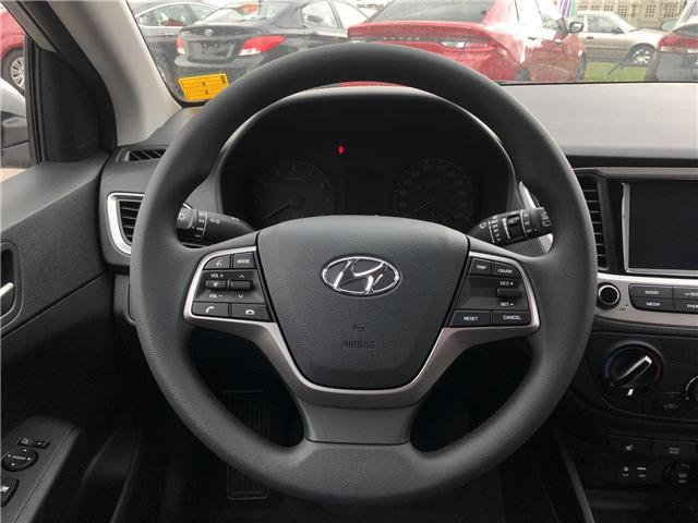 2019 Hyundai Accent Preferred (Stk: 29033) in Saskatoon - Image 13 of 25