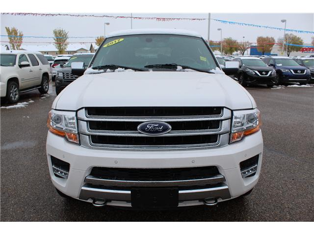 2017 Ford Expedition Max Platinum (Stk: 163155) in Medicine Hat - Image 2 of 20