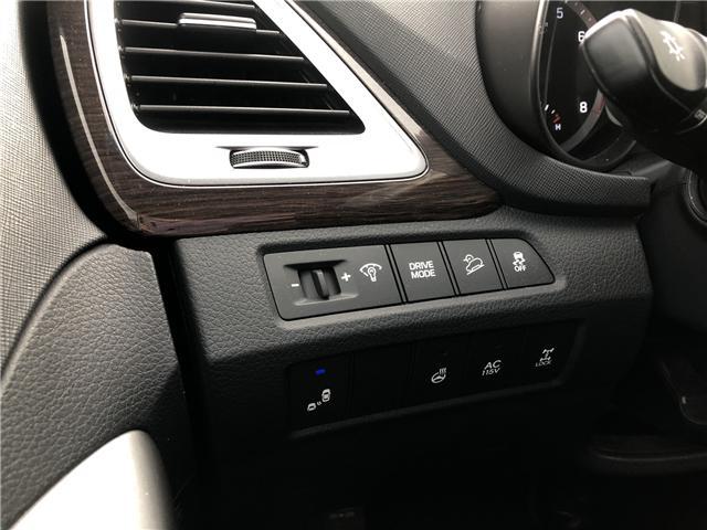 2018 Hyundai Santa Fe XL Premium (Stk: H2268) in Saskatoon - Image 11 of 26