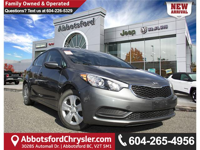 2015 Kia Forte 1.8L LX (Stk: AB0767) in Abbotsford - Image 1 of 25