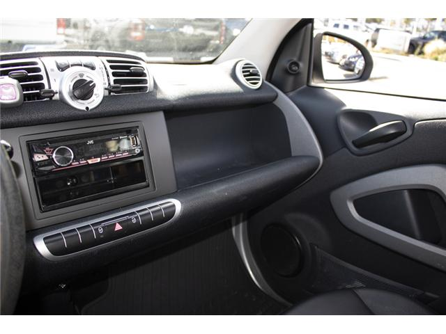 2012 Smart Fortwo Pure (Stk: J231059C) in Abbotsford - Image 17 of 20